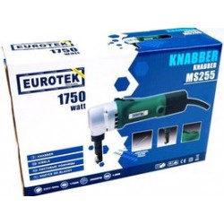 Skardos žirklės EUROTEK 1750w