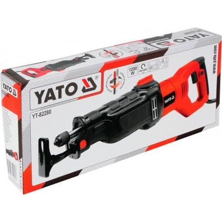 Siaurapjūklis tiesinis elektrinis 1200W Yato